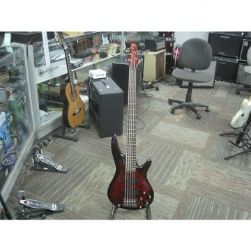 Custom Soundgear by Ibanez SR 405 Qm maroon