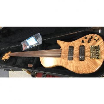 Custom Fodera Emperor II 5 string Fretless 2003