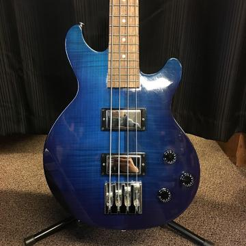 Custom Gibson Les Paul Money Bass 2007 Midnight Manhattan Blue
