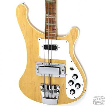 Custom 1978 Rickenbacker 4001 Mapleglo