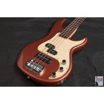 Custom G&L SB-2 Bass Spanish Copper Metallic - Authorized G&L Premier Dealer