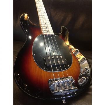 Custom Ernie Ball Music Man StingRay 4 H Vintage Sunburst