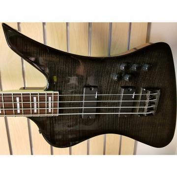 Custom Jackson  Kellybird  Trans Black