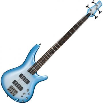 Custom Ibanez SR Standard SR300E Electric Bass Seashore Metallic Burst