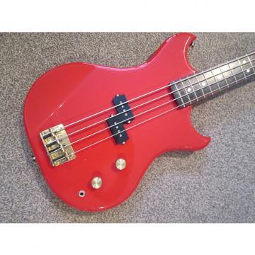 Custom Westone  Thunder 1 bass 1984 red