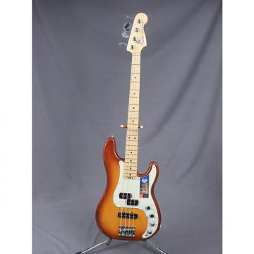 Custom Fender American Elite Precision Bass / very lightweight ash body