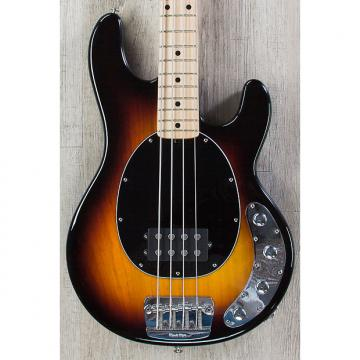 Custom Ernie Ball Music Man StingRay 4 H, Vintage Sunburst, Maple Board, 3-Band EQ