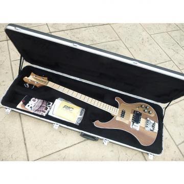 Custom One of kind Rickenbacker 4003 W Walnut Bass Guitar w/ Case PERFECT