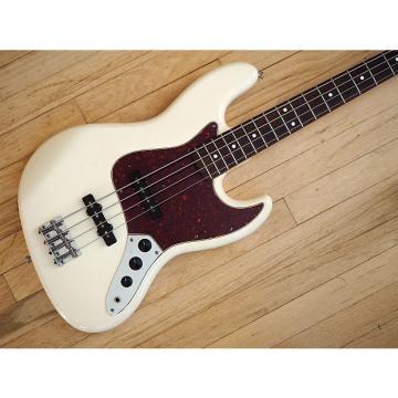 Custom 1982 Fender Jazz Bass '62 Vintage Reissue Olympic White JV Japan Fullerton w/ogb