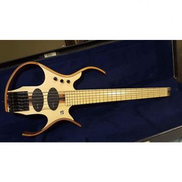 Custom Paul Lairat Stega Maple Top