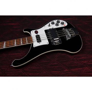 Custom Rickenbacker 4003 Bass Jetglo W/HSC New!!