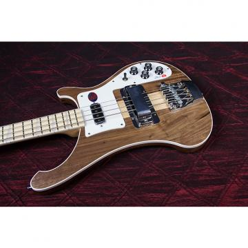 Custom Rickenbacker 4003 Bass Walnut W/HSC New!!