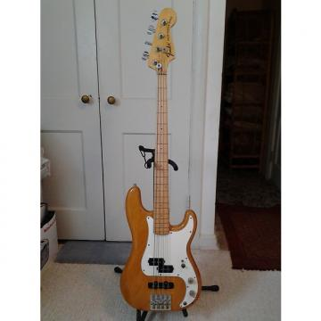 Custom Fender Precision Lined Fretless 1975 Natural