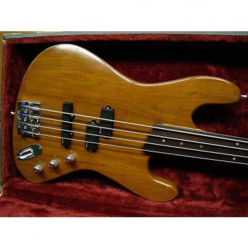 Custom 1989 rarebird jazzhawk fretless