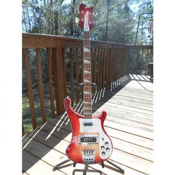 Custom 2014 Rickenbacker 4003 Fireglo. Mint!