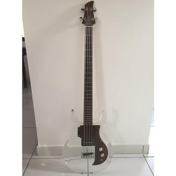 Custom Ampeg Dan Armstrong Lucite Bass début 1970