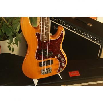 Custom Fender Precision Bass Deluxe 2009 Amber