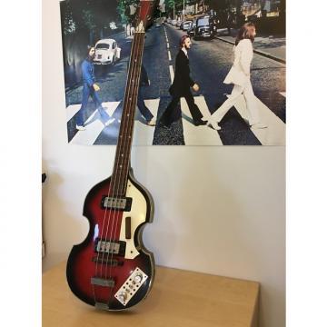 Custom Electra Violin Bass 60s