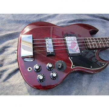 Custom Gibson EB-3L Bass  1973 cherry CLEAN Long Scale EB-3 Original