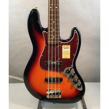 Custom Fender Deluxe Active Jazz Electric Bass