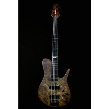 Custom KRAKEN 5STRING BASS B-105 2016 Satin/BR