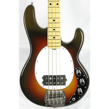 Custom Ernie Ball Music Man 40th Anniversary Smoothie Stingray Electric Bass Guitar Chocolate Burst
