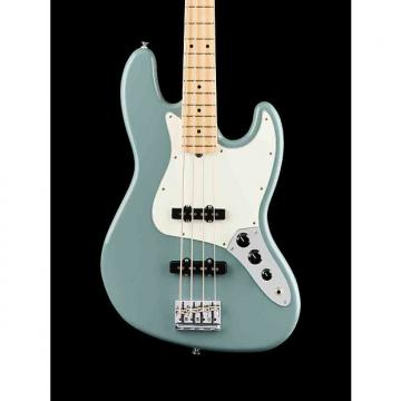 Custom Fender American Professional Jazz Bass - Maple Neck - Sonic Gray - New Elite Case - 7.2 lbs.