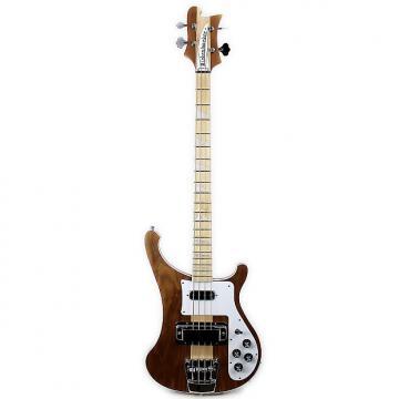 Custom Rickenbacker 4003W Walnut Bass Guitar With OHSC