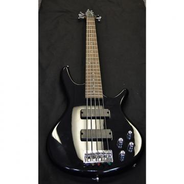 Custom Used Ibanez GSR 205 Bass Black