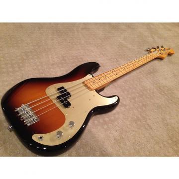 Custom Fender Classic Series '50s Precision Bass 2012 2 Color Sunburst