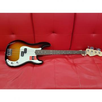 Custom Fender American Professional Precission Bass 2017 3-Tone Sunburst Rosewood Fingerboard