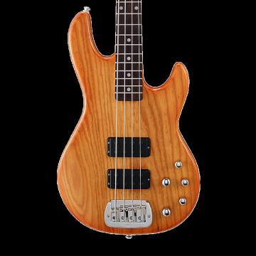 Custom G&L Tribute M-2000 Bass - Honeyburst