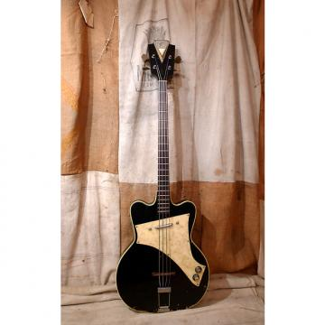 Custom Kay  Jazz Special Bass 1960 Black