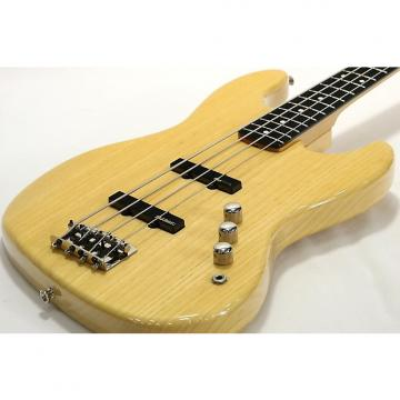 Custom Frisco JB-1 Jazz Bass Natural
