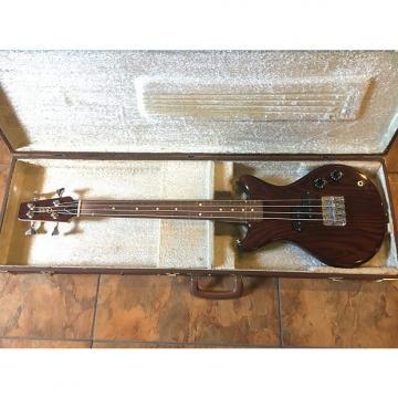 Custom Details about  Vantage Quest Vintage Electric Bass Guitar w/ Hard Shell Case MIJ Japan Fretless