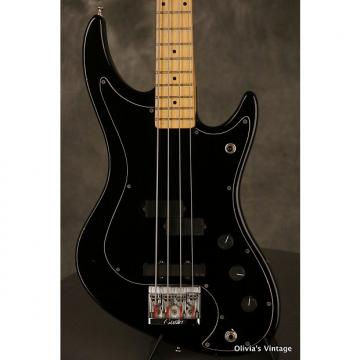 Custom Guild SB600 Pilot Bass serial #BE100002 second one made 1983 Black