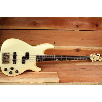 Custom FENDER PRECISION BASS LYTE PEARL MIJ Vintage 1990 Japanese Active P/J PUs 9734