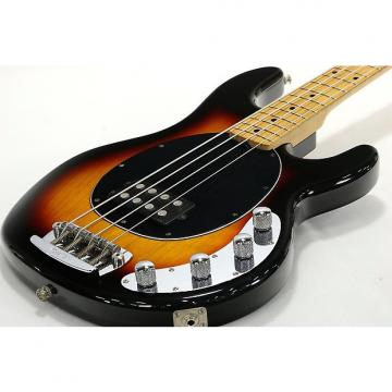 Custom MusicMan StingRay-4 EX Sunburst