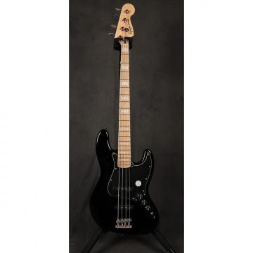 Custom Squier  Vintage Modified Jazz Bass '77  Black