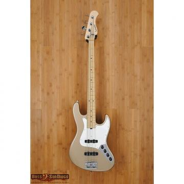 Custom Sadowsky NYC 4 String Bass True Shoreline Gold