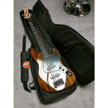 Custom Michael Kelly Custom Collection Element 4 String Electric Bass, w/hvy. padded bag