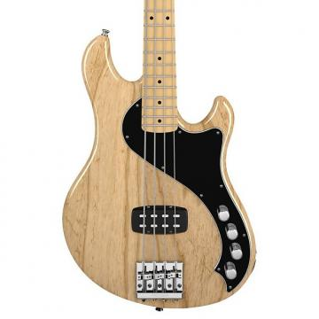 Custom Fender DLX Dimension Bass IV MN  Natural Ash