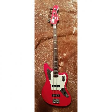 Custom Fender  Jaguar 2008 Candy Apple Red