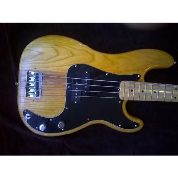 Custom Fender Precision Bass 1976 Natural