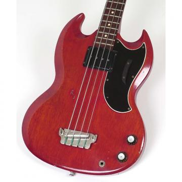Custom Gibson  EB-0 1962 Cherry