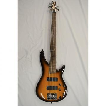 Custom Ibanez SR375F-BBT 5 String Fretless Bass
