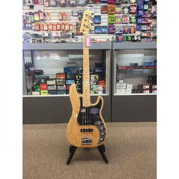 Custom Fender American Deluxe Precision Bass Natural Gloss