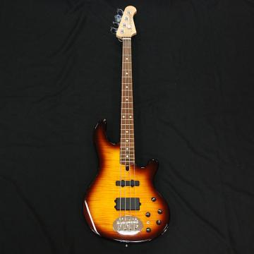 Custom Lakland Skyline 44-02 Deluxe Tobacco Sunburst 4 String Active Bass