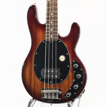Custom Sterling by Music Man Ray 34 Koa 4-String Electric Bass