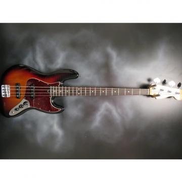 Custom Fender American Standard Jazz Bass 2016 3 Tone Sunburst